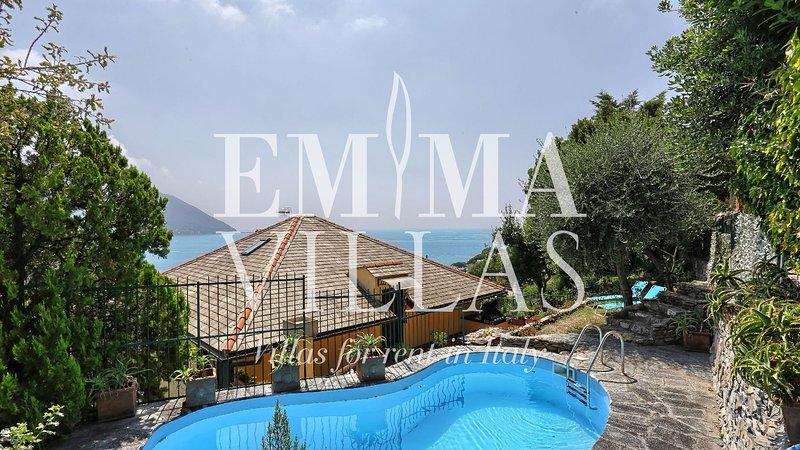 Casa Ruè 6 sleeps, Emma Villas Exclusive, holiday rental in Recco