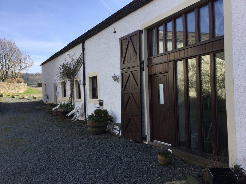Tithe Cottage (Wood Farm Self Catering Cottages), location de vacances à Cockermouth