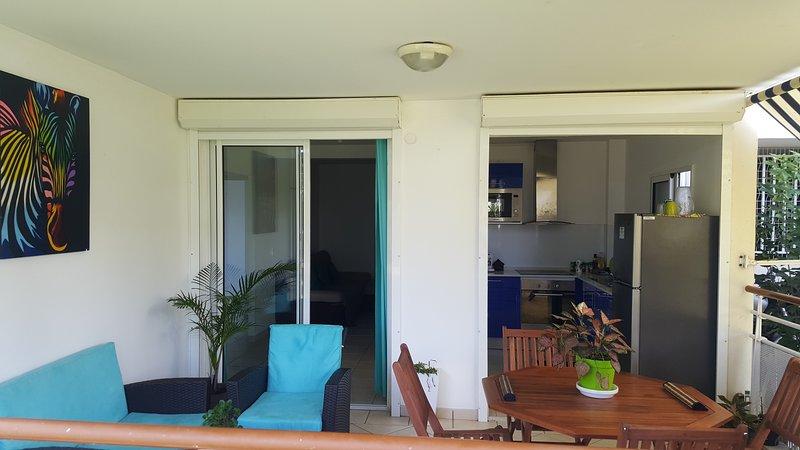 Bon séjour!, holiday rental in Arrondissement of Le Marin