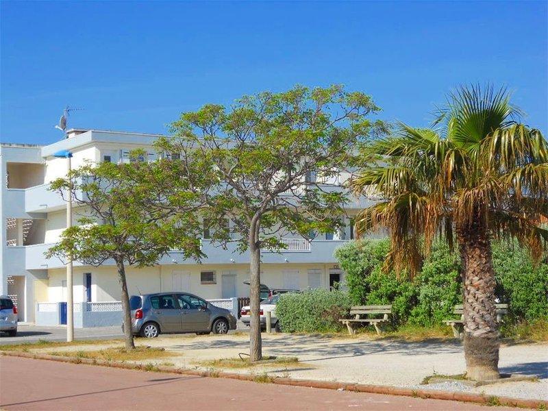 Appartement T2 Poirt La Nouvelle, casa vacanza a Port La Nouvelle