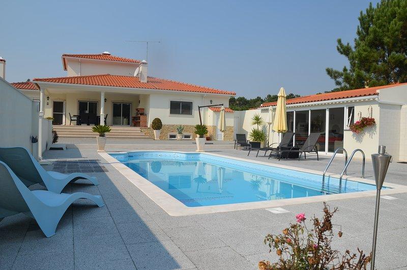 CASA BEM-VINDO Chambre d'Hôtes chez particulier, vacation rental in Pombal