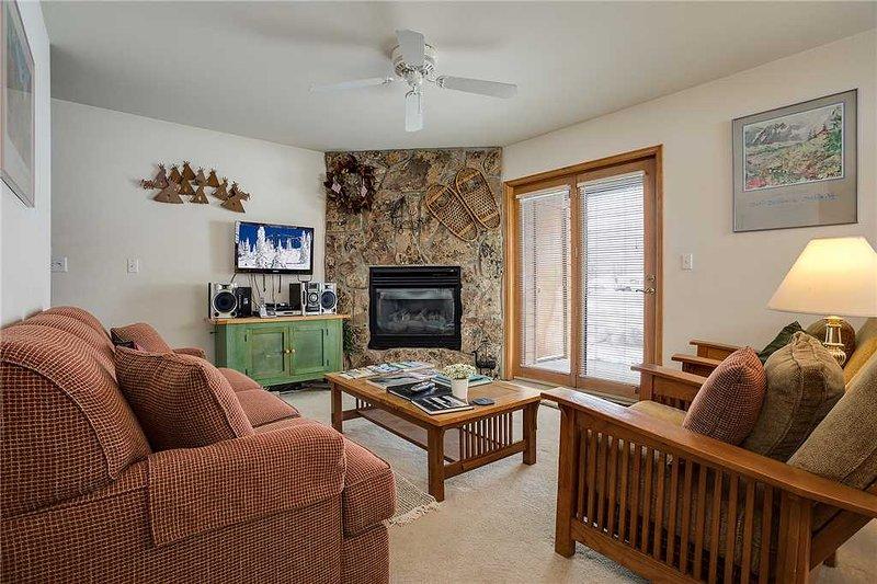 The Pines Condominiums - P106D – semesterbostad i Steamboat Springs