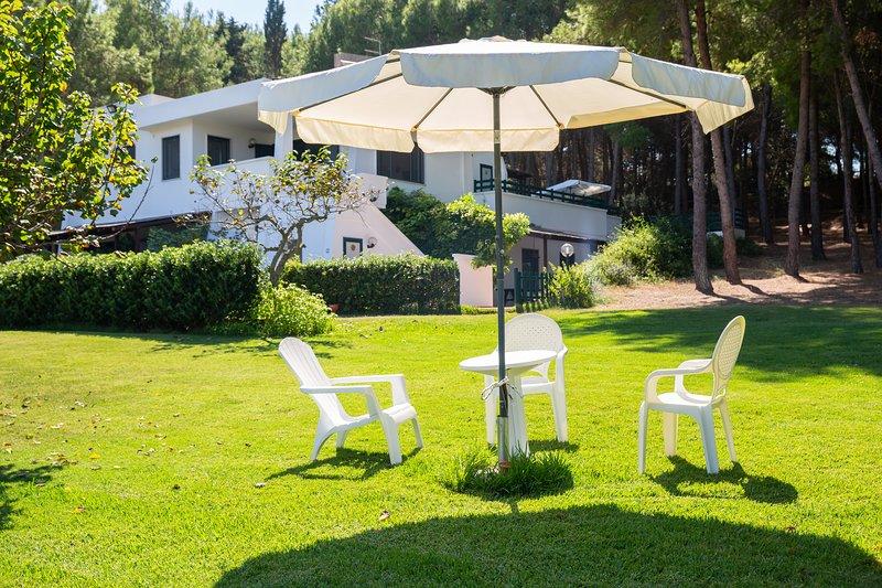 RESIDENZA DEL TIMO - APPARTAMENTO N. 2, holiday rental in Baia di Gallipoli