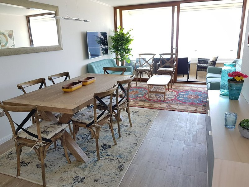 Maravilloso departamento frente al Mar y Casino Enjoy Coquimbo, location de vacances à La Serena