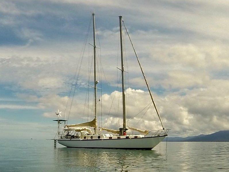 Explorez San Blas sur Pantalasa et découvrez des îles de rêve et des mouillages turquoises