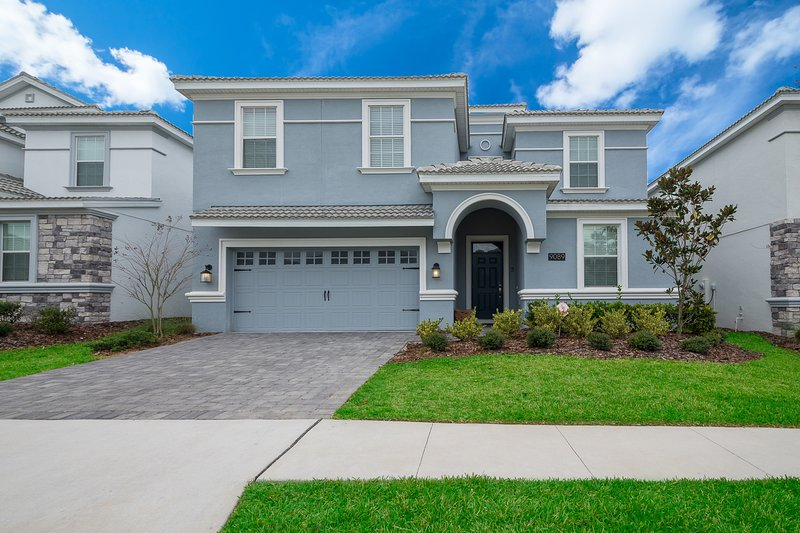 ♥ Orlando Disney ChampionsGate Golf 8BR/5BA Vacation Home (9089), location de vacances à ChampionsGate