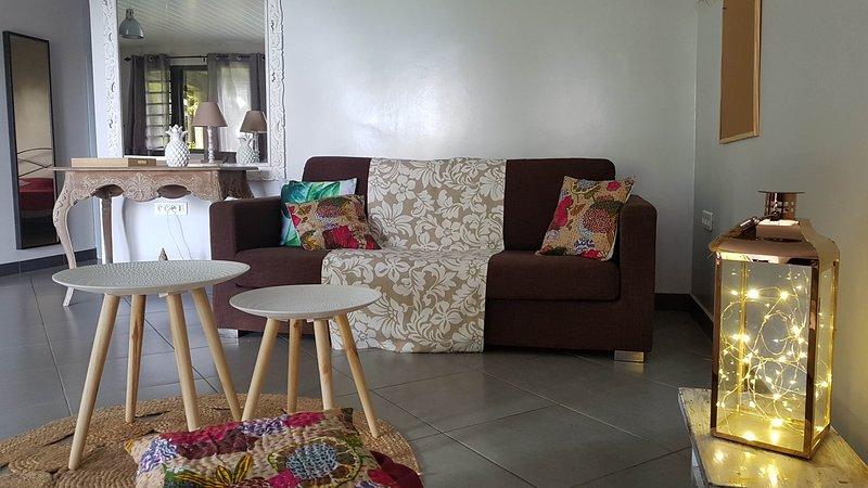 Fare Miri Miri, location de vacances à Faa'a