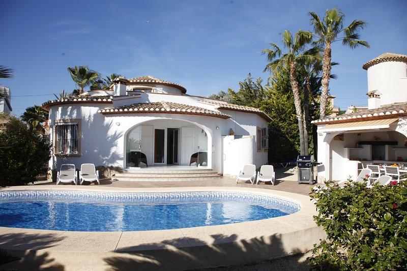 Villa Oasis - Costa CarpeDiem, vacation rental in Benissa