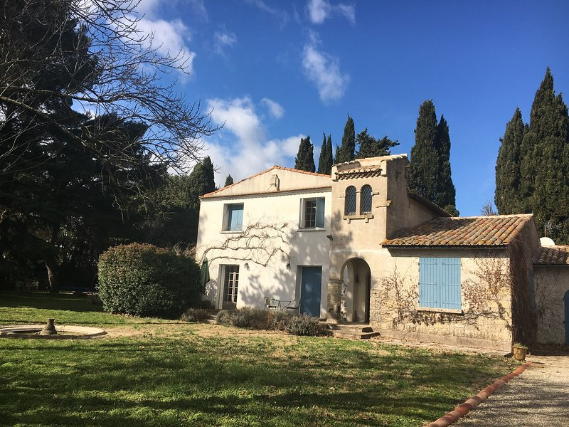 Maison St Vincent, holiday rental in Pezenas