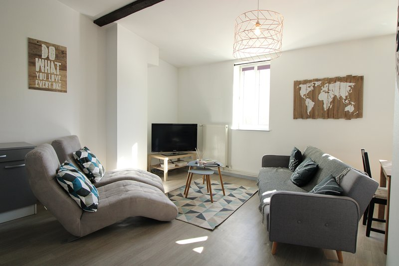 La cabane d'Adam, holiday rental in Nancy