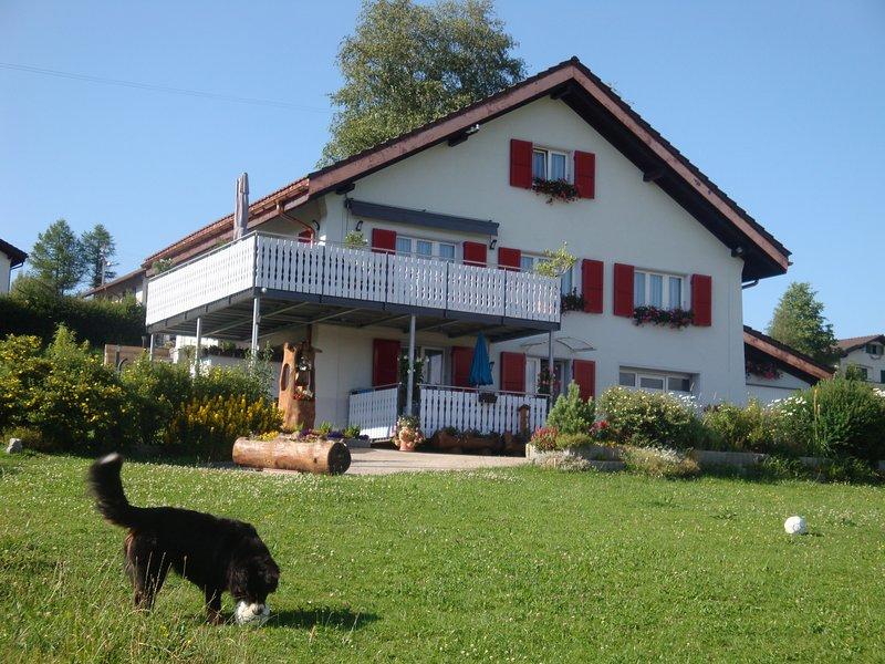 Les Breuleux, Franches-Montagnes, Suisse 'appartement 'bellevue', vacation rental in Moutier