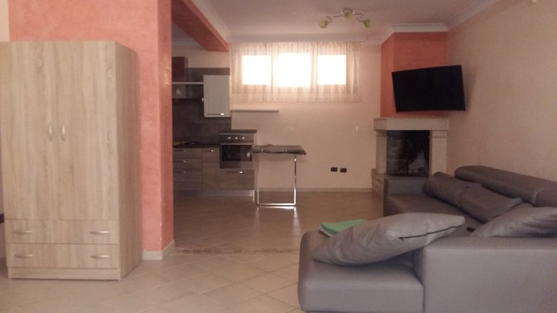 only house, holiday rental in Novoli