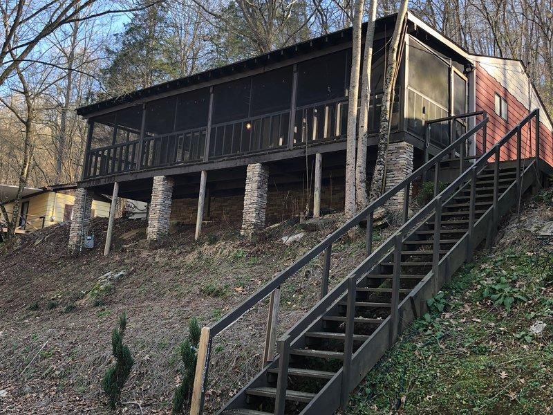 Beautiful Lake House Getaway, alquiler de vacaciones en Smithville