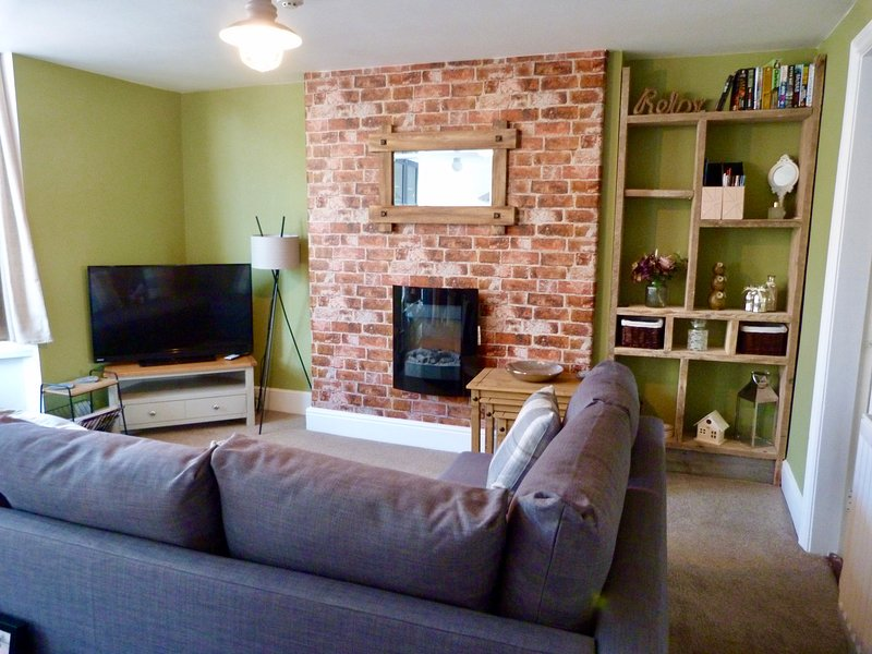 Driftwood Apartment - luxury holiday let near the sea, holiday rental in Redcar