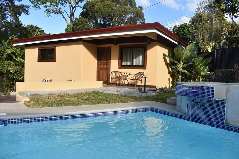 Poolside Villa in Escazu, vacation rental in Santa Ana