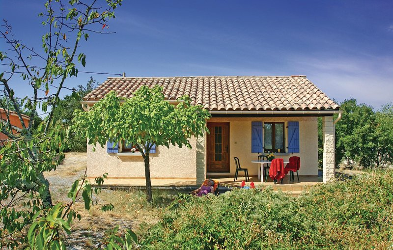 Beautiful home in La Beaume with 2 Bedrooms (FRA076), vacation rental in Labeaume