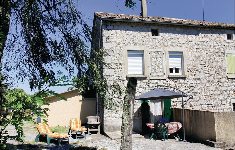 Nice home in La Beaume with 1 Bedrooms (FRA077), vacation rental in Labeaume