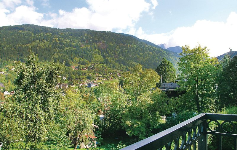 Beautiful home in St Gervais Les Bains w/ 1 Bedrooms (FRH011) Chalet in St Gervais