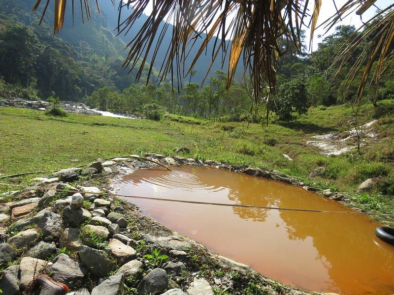 Gemineraliseerde wateren
