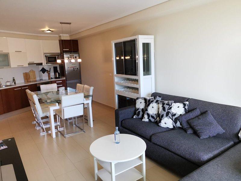 Apartment 1 bedroom La Tejita, holiday rental in La Tejita