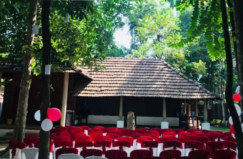 Kuruvis Nest, vacation rental in Kottayam