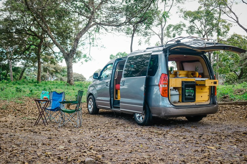 Campervan adventure up to 3 persons