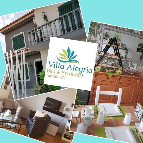 Villa Alegria B&B - Boek je favoriete kamer incl ontbijtbuffet, casa vacanza a Santiago