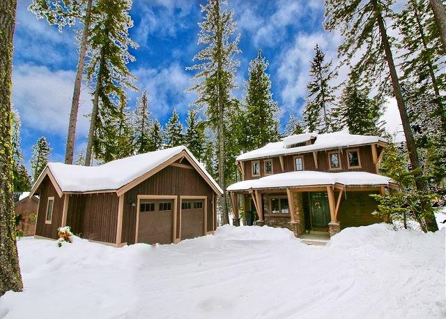 Cedar Crest Lodge en Suncadia Resort