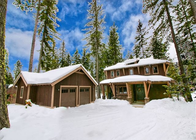 Cedar Crest Lodge in Suncadia Resort