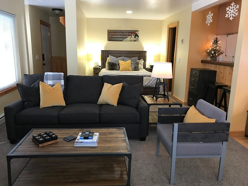 Cozy Lift Side Condo at Park City Mountain Resort, vacation rental in Park City