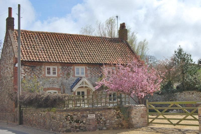 Mayes Cottage, holiday rental in Brancaster