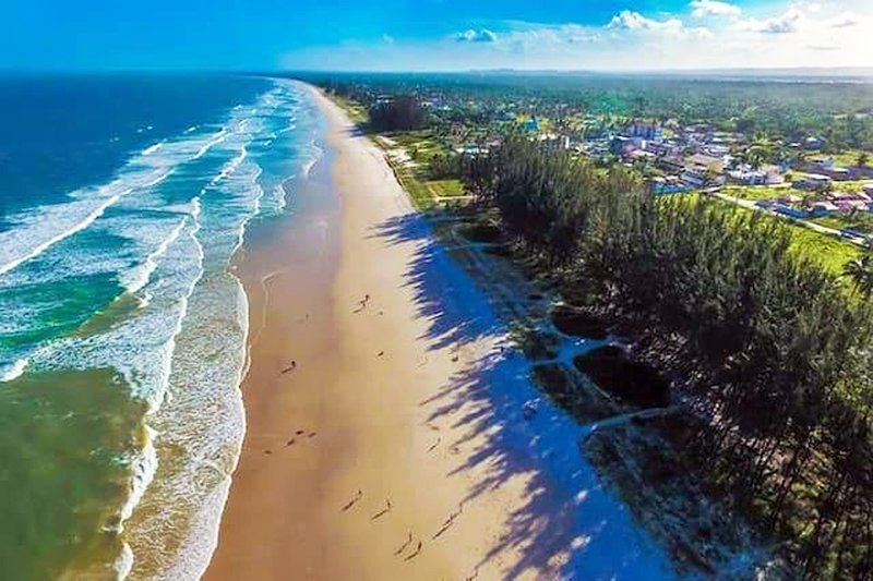 Apartamento na Praia do Guaibim - Valença-Bahia, holiday rental in Guaibim