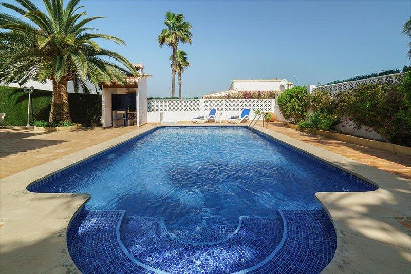 Casa Ceba 6 pax, vacation rental in El Tosalet