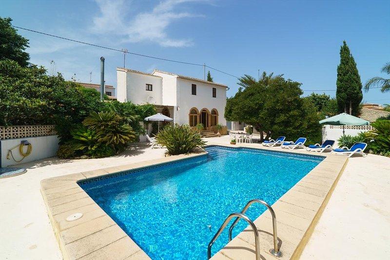 Casa Seniola, location de vacances à Javea