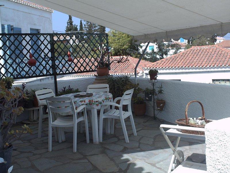 Chambres à louer à l'Ile de Spetses, holiday rental in Spetses Town
