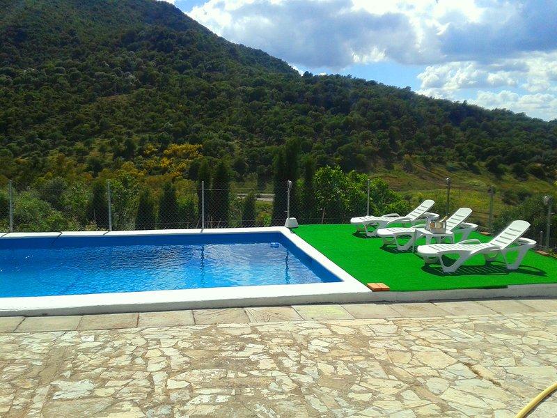 CASA  RURAL  AZNALMARA, vacation rental in Ubrique