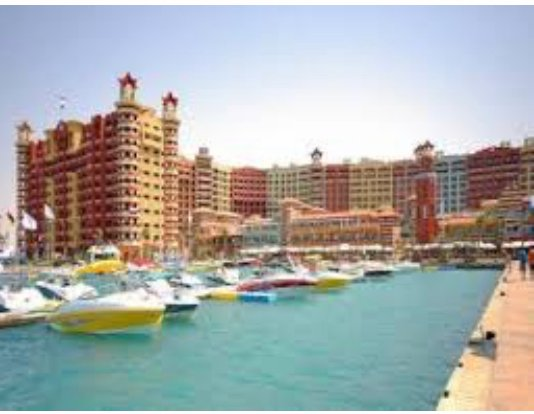 Sea view apartement platenium porto marina, holiday rental in Matrouh Governorate