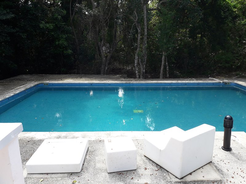 Luxury family-style house near the beach and 5th Avenue, holiday rental in Playacar