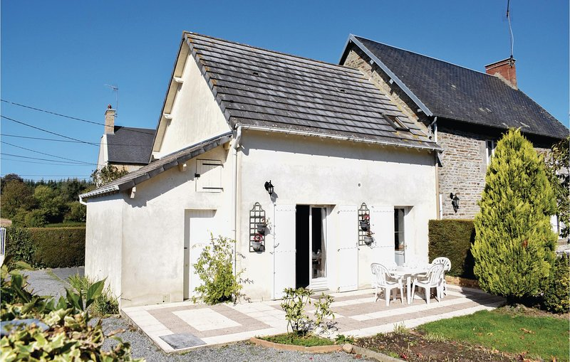 Stunning home in Hocquigny with 0 Bedrooms (FNM088), holiday rental in La Lucerne-d'Outremer