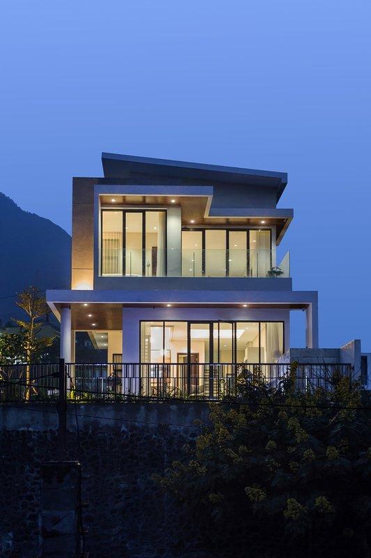 Alcola Boutique Villa - Front of Property