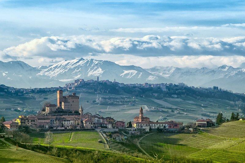 Casa Fusina - Dogliani - Territory