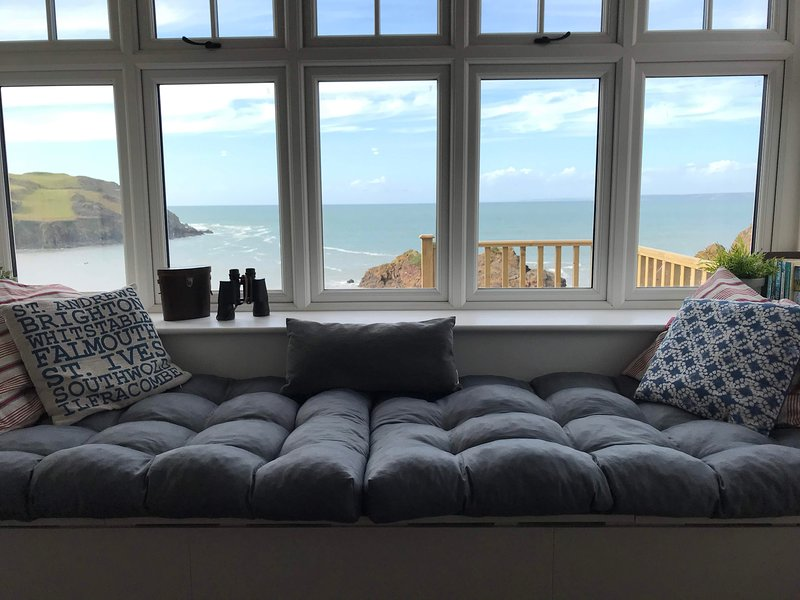 Window seat view