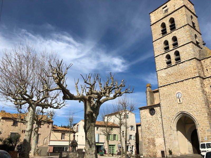 gîte de charme près de Carcassonne, holiday rental in Saint-Denis