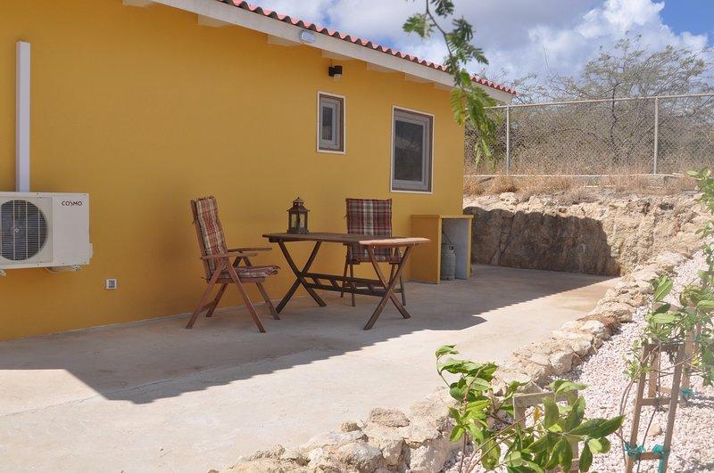Kas Anoli - 2 bedroom house with  spectacular view, location de vacances à Kralendijk