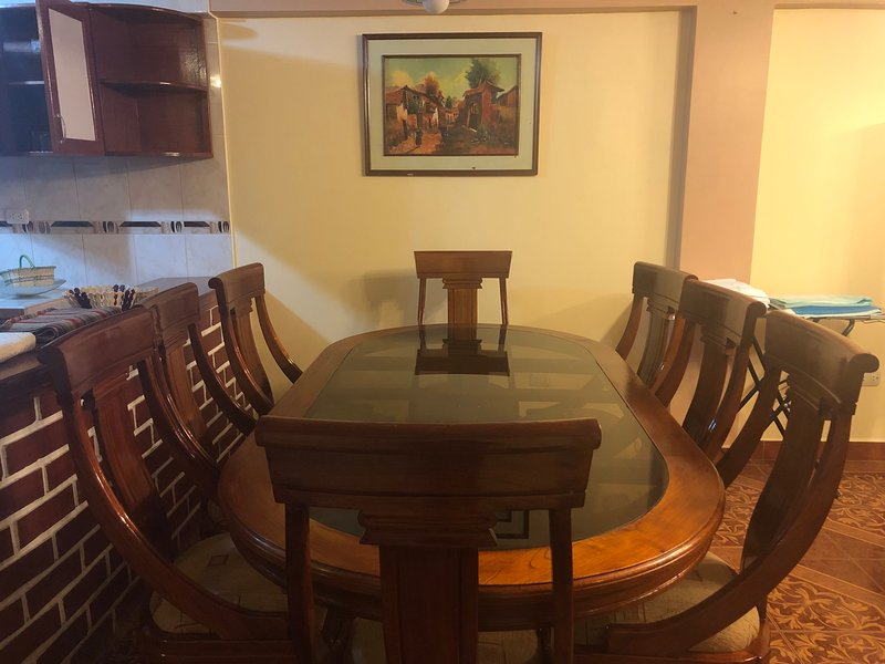Cusco Apartment Lodge, holiday rental in San Sebastian