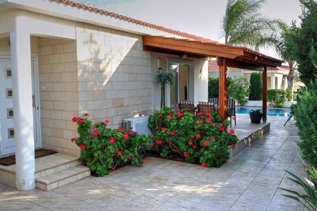 Villa Anastasia, holiday rental in Liopetri