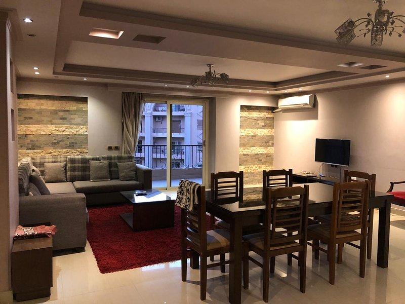 Hanadays Inn Apartment, location de vacances à Al Rehab
