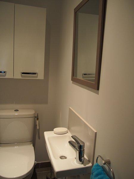 WC separado