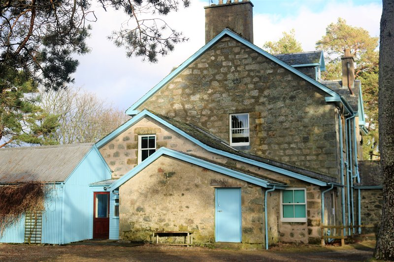 Etteridge Lodge South, vacation rental in Dalwhinnie
