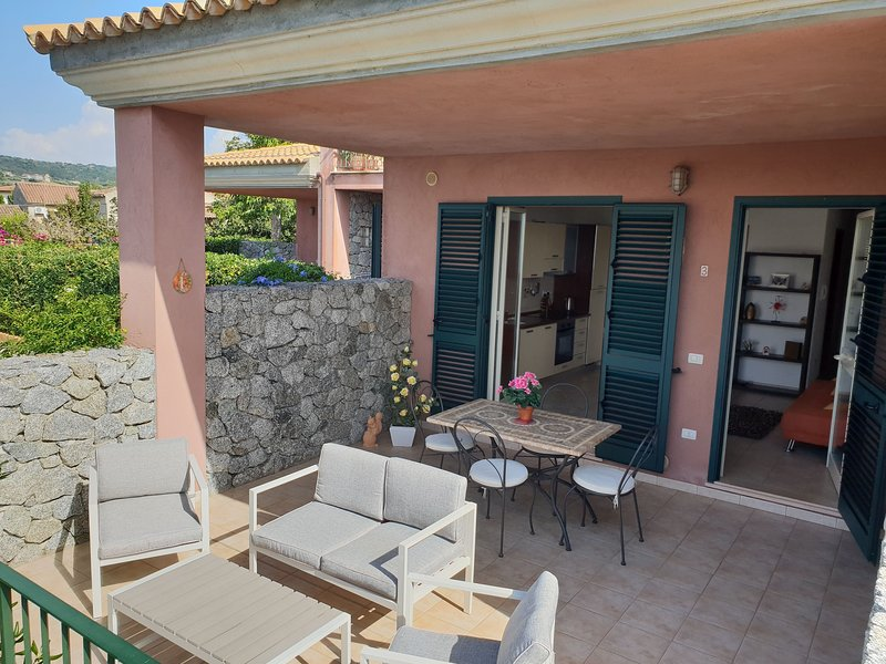 3, Sogno Mediterraneo, vakantiewoning in Brattiro